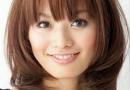 40岁左右女性适合什么发型 红色染发显白
