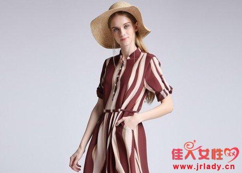 夏季轻奢女装 真丝装给你好看