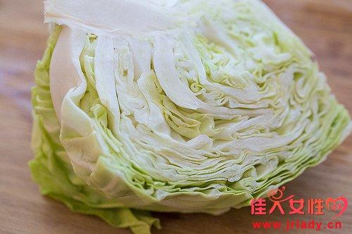 卷心菜为什么叫高丽菜
