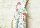 仙女范儿时尚连衣裙,气质就是不一样
