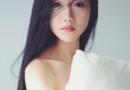 瀑布直发发型图片有哪些 搭配日式空气刘海更好