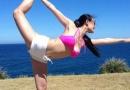 怀孕安胎瑜伽动作图片大全 有效改善害喜水肿胀痛