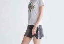 都市衣柜|T恤+牛仔半身裙 夏日经典穿法