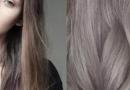 迷雾色头发图片 还是透明系的