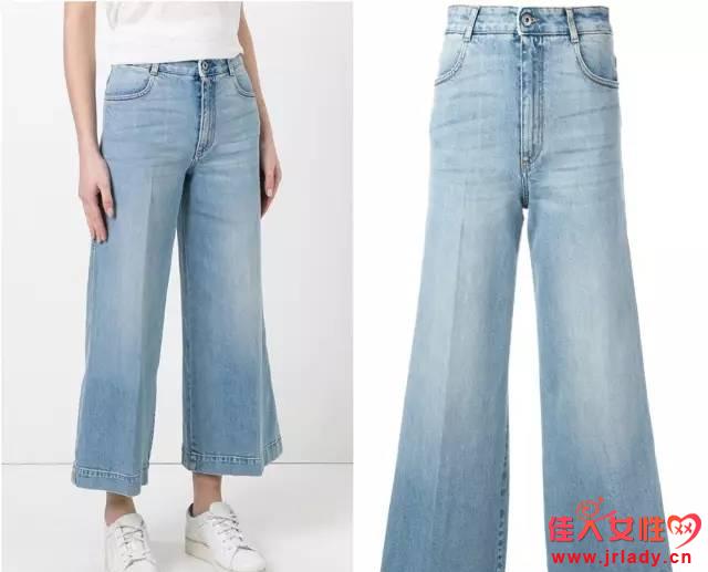 夏天怎么时髦又清爽地穿裤装?