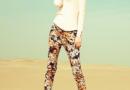 印花长裤怎么搭配 时尚街头不可回避的热潮