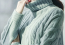 打底衫穿衣搭配 冬日里的小精灵浪漫随行