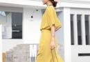 独一无二丨巧用黄色单品做搭配 感受夏日气息