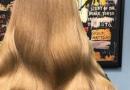 玫瑰C波浪卷烫发头发图片 要立体饱满