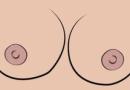 怀孕 乳头变大老公吃天天吸 乳头形状有几种图片