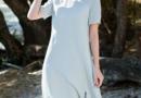 中国风扎染连衣裙 被艺术T台认可的神奇元素