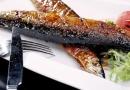 秋刀鱼的营养价值及功效 秋刀鱼的做法大全