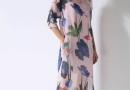 蔓露卡|印花裙的正确打开方式