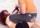 小三被扒衣暴打 当街衣服被剪赤裸裸视频曝光