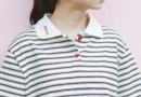 2017新款条纹T恤有哪些 夏季韩系款的软妹风的条