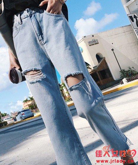 为什么穿牛仔裤会很显胖 穿什么版型牛仔裤显腿