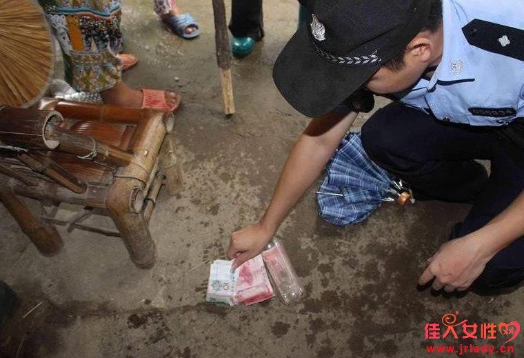 男子每日在暗恋女孩门前放钱引恐慌 结果招来警