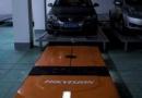 首个机器人停车场 首次投入运营解决了停车难问