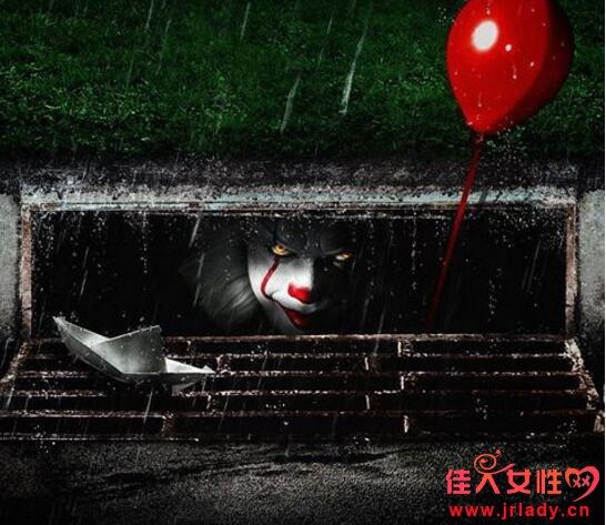 小丑回魂2017迅雷下载 小丑回魂2017中字在线