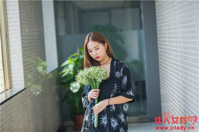 爱上野玫瑰 符合这4点的她如遍布荆棘之玫瑰般难以靠近