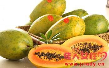 木瓜美容养颜 有哪些知识需要知道?