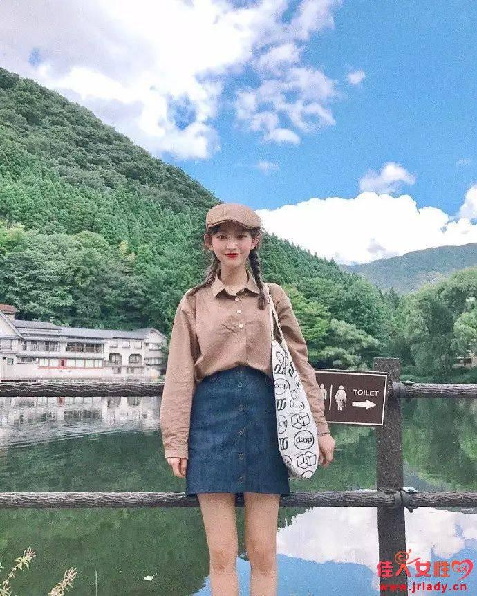 20年代服装风格 少女的街拍都是怎么穿的呢