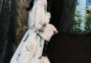 秋天穿雪纺连衣裙冷吗 秋季长袖款雪纺连衣裙