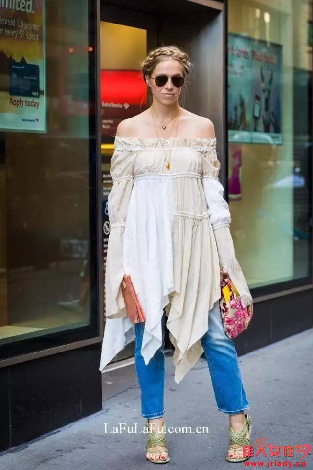 秋装怎么选 这些秋装竟然是明年春天最流行的服装 跟纽约时装周潮人