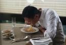 马云为什么吃方便面咸菜 马云吃泡面引万人围观