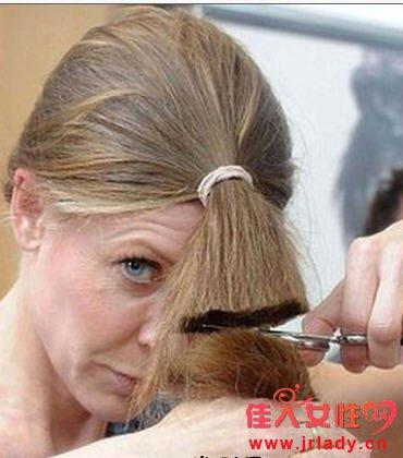 佟丽娅短发造型曝光 佟丽娅短发怎么剪