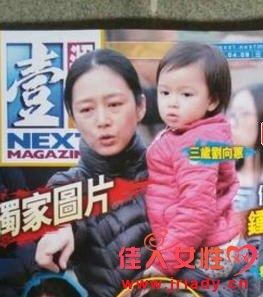 刘德华女儿照片曝光 刘德华女儿个人资料介绍