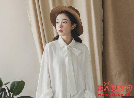 灯笼袖衬衫显瘦吗 灯笼袖长袖衬衫怎么穿好看
