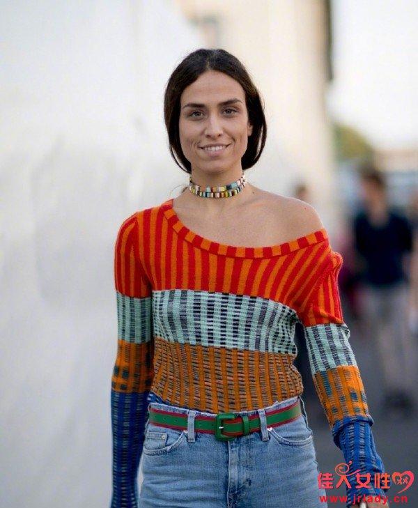 代表温暖的针织衫可以备起来了 秋季针织衫怎么