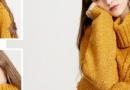 毛衣配什么好看 姜黄色毛衣下身配什么