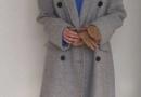 气质冬装大衣搭配 会穿的女生最美