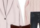 粉色的毛衣简直太减龄了 粉色毛衣秋季该怎么搭