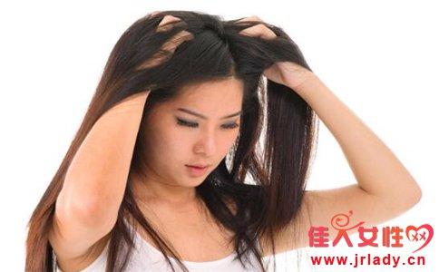 油性发质怎么办 如何缓解头发出油 头发容易出油有什么方法