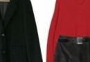 深色西装外套穿搭灵感 西装外套适合秋冬季节吗