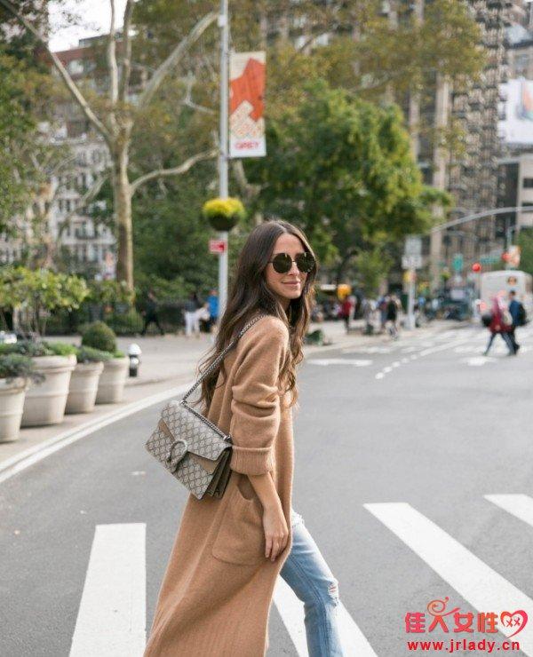时尚不需要多复杂 简简单单轻松而温暖