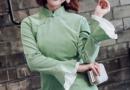 冬天穿旗袍好看吗 加厚款旗袍有哪些好看的款式