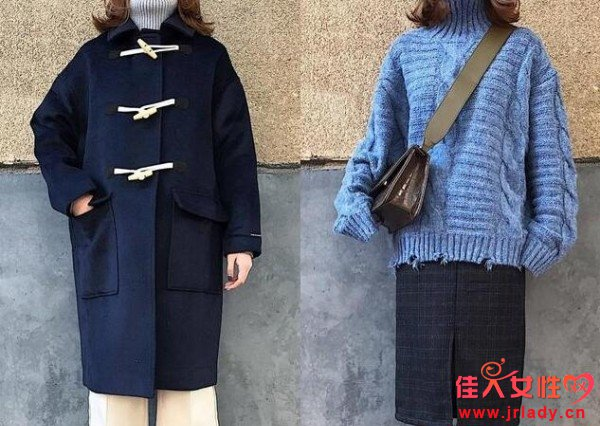 丝绒卫衣适合与半身裙搭配吗 冬季适合什么样的