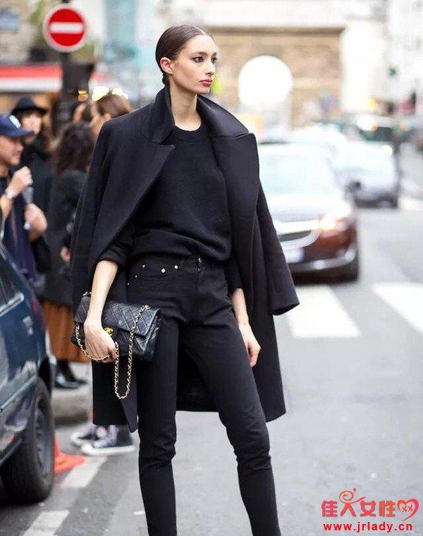 穿上小黑裤让你马上瘦一圈 明星也喜欢这件入冬