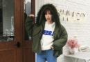 军绿色的棉服外套好看吗 女生冬季应该怎么穿