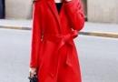 娇小的女生与大衣无缘?当然不是