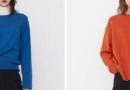 蓝色的针织衫应该怎么搭配 冬季时髦的内搭推荐