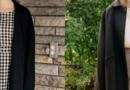黑色大衣冬天应该怎么穿 黑色大衣如何搭配更有