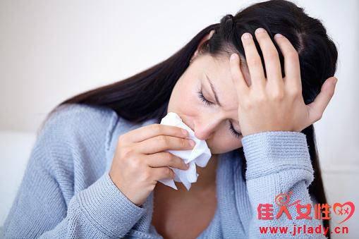 怀孕初期出现了感冒要怎么办