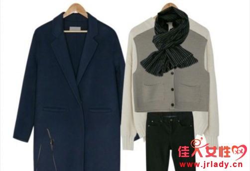 冬天穿蓝色的大衣好看吗 蓝色大衣怎么搭配