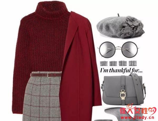 杂志都在推的时尚搭配 这个冬天你真的不想试试