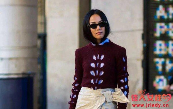 冬季毛衣怎么穿好看 冬天毛衣搭配衬衫有型吗